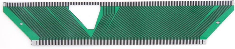 Sourcingmap/® SID1/LCD Display cruscotto Strumento Pixel Riparazione Cavo a Nastro