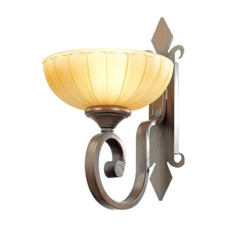 Amazon.com: Avanthika E27 - Lámpara de pared de hierro retro ...