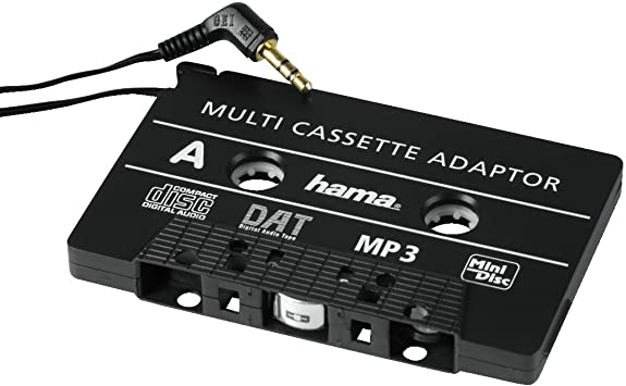 Hama Kfz Kassettenadapter Tape Mit 3 5 Mm Elektronik