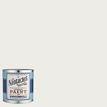 White Emulsion Wall Paint, Hummock Pond by Nantucket Original Colours of  New England, Flat Matt Finish for Interior Use, Best Quality Made by Master