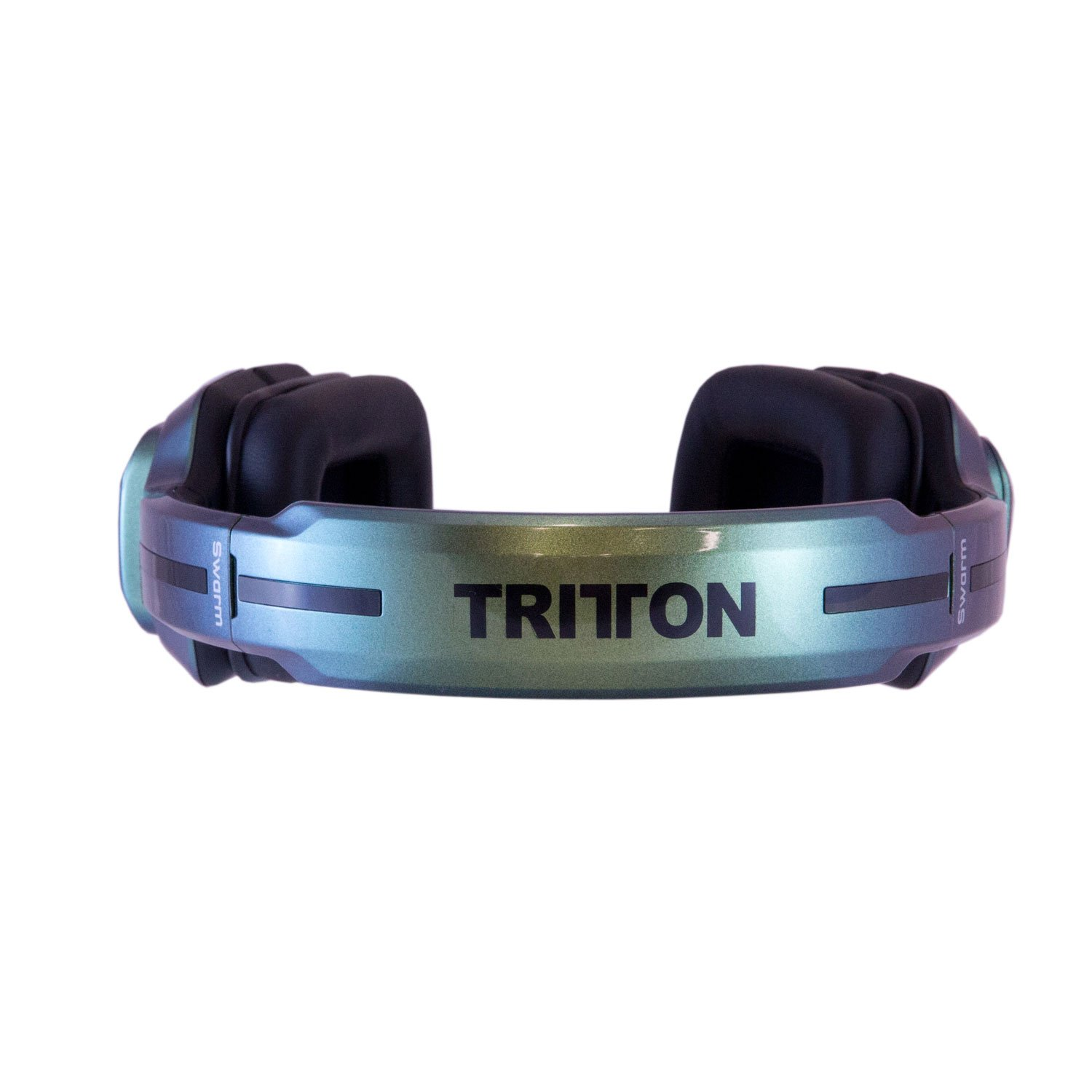 e2d2626f980 Tritton Swarm Wireless Mobile Surround Headset - Green: Amazon.co.uk:  Electronics