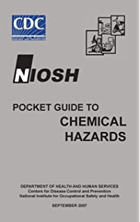 Niosh pocket guide to chemical hazards (9ors): 9781590425862.