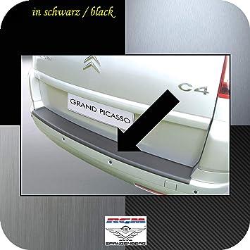 Richard Grant Mouldings Ltd. Original RGM ladekant Protección Negro para Citroen C4 I Grand Picasso Van de 7 plazas diseño años 2006 - 12.2013 Citroën ...