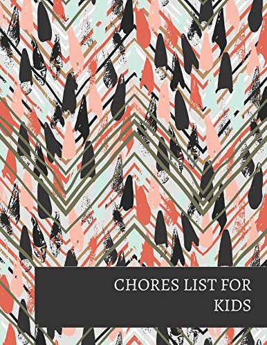 Chores List For Kids ebook