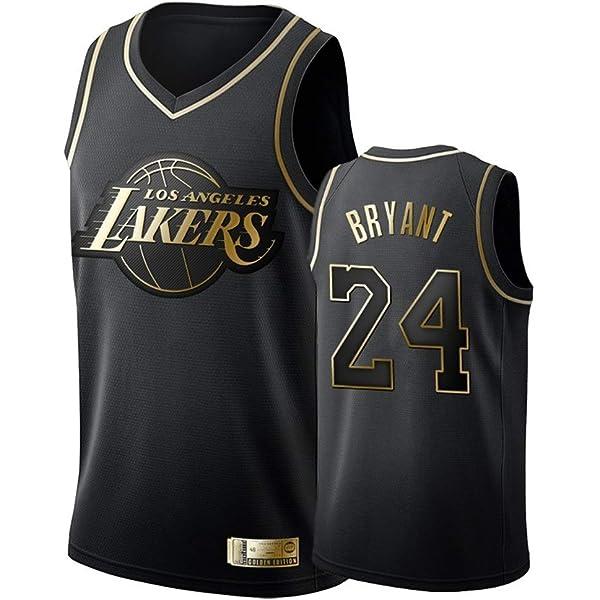 A-lee - Camiseta de baloncesto para hombre - Número 24 de Kobe ...