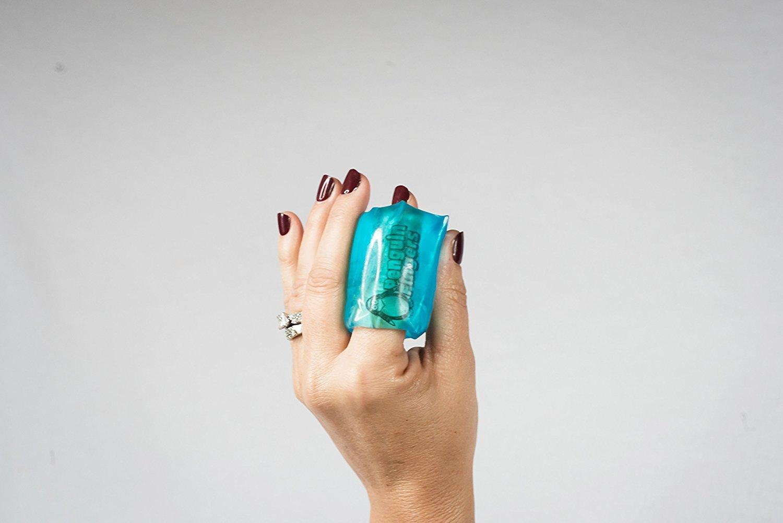 Les meilleurs prix par Penguin Fingers Paquet froid /à compression pour les doigts et les orteils Paquete individuel les blessures Paquet de glace /à gel froid et /à pied Manchon de cryoth/érapie