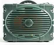 Turtlebox: LOUD! Outdoor Rugged Bluetooth Speaker ~ 50+ Hour Charge | IP67 Waterproof & Dustproof. Plays up to 120db. Pair 2