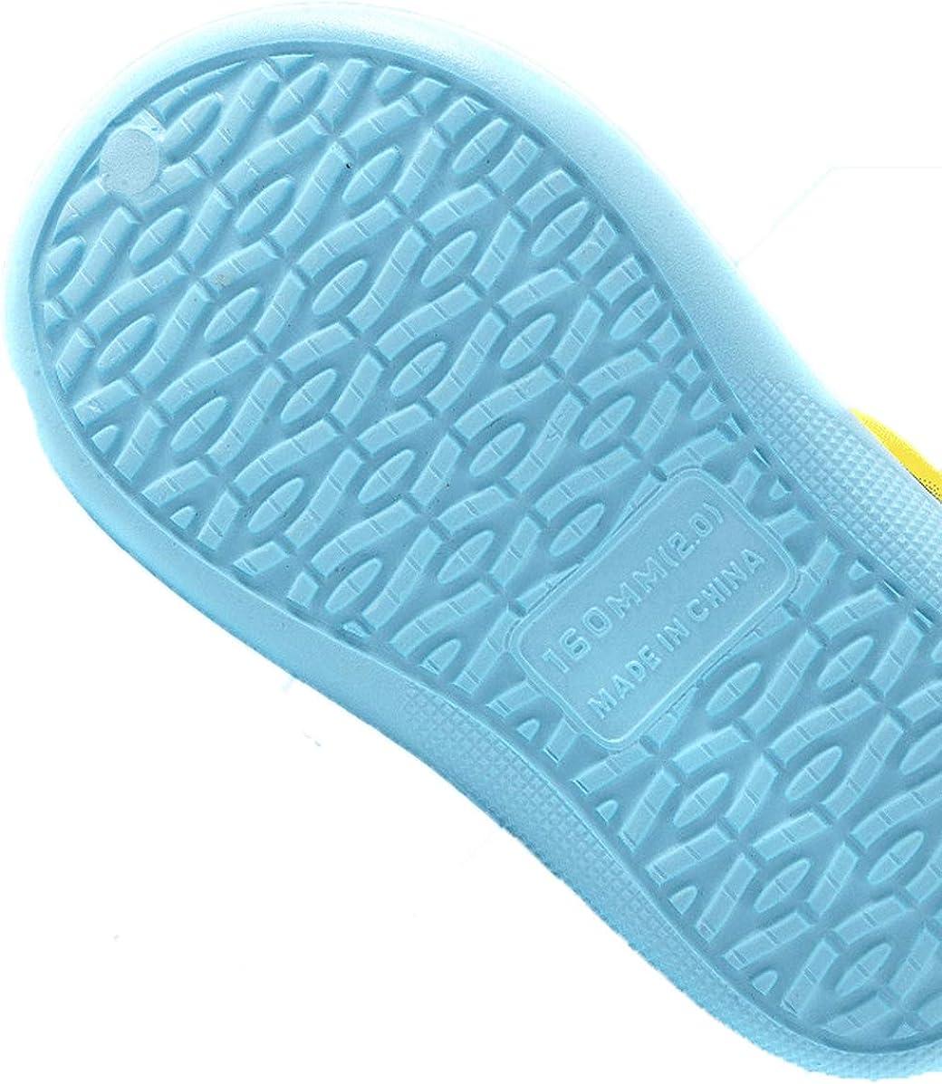 Unisex Zuecos para Infantil Verano Playa Respirable Antideslizante Sandalia Cerrada Duraderas Zapatillas Ni/ñas Ni/ños Tallas 22-27 EU