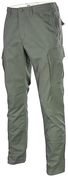 dc30ebe3658ff1 Vans Men s Off The Wall Pariso Cargo Pants-Green-30  Amazon.ca ...