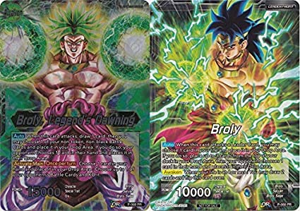 Broly//Legend/'s Dawning 1x P-068 PR  Dragon Ball Super Card Game