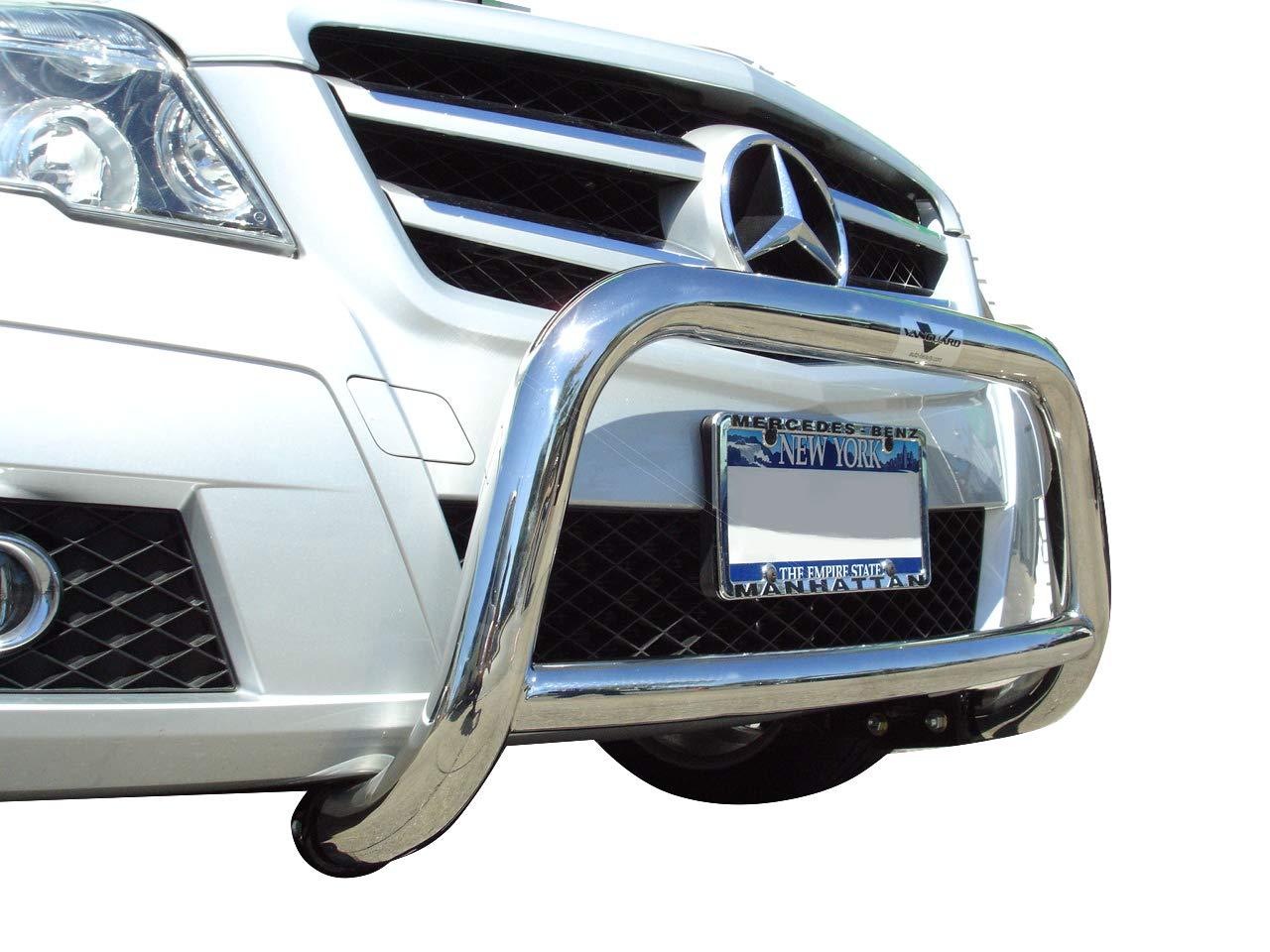 Vanguard vgubg-0490ss 2010 - 2015 Mercedes Benz Glk350 GLK X204 Frontal Protector Bumper de Barra de un S/S: Amazon.es: Coche y moto