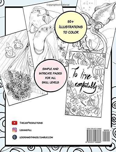 Amazon com: I Am Enough: A Journey to Self Worth Coloring
