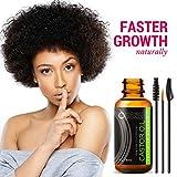 Organic Castor Oil USDA Certified Hair Regrowth