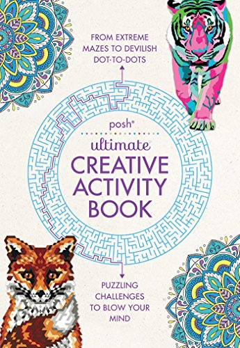 Posh Ultimate Creative Activity Book Extreme Activity