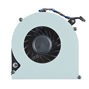 Eathtek Replacement CPU Cooling Fan for HP Probook 4530S 4730S 6460B 8470P 641839 001 646285 001 Series