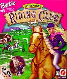Barbie Riding Club - PC: Video Games - Amazon com
