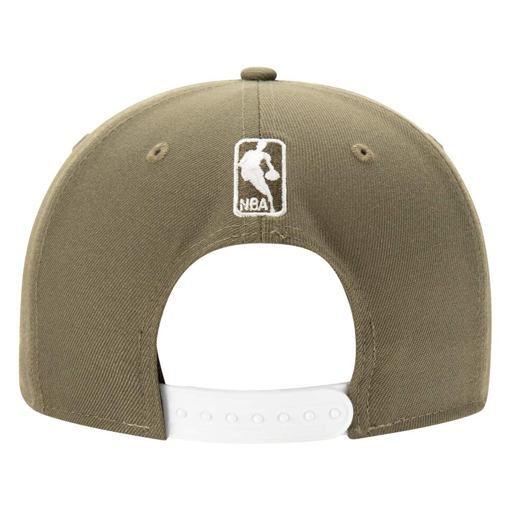 New Era Los Angeles Lakers 9FIFTY New Olive Snapback