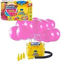 X-Shot - Hinchador eléctrico con 16 globos de fiesta autosellantes Bunch O Balloons (71889) , color/modelo surtido