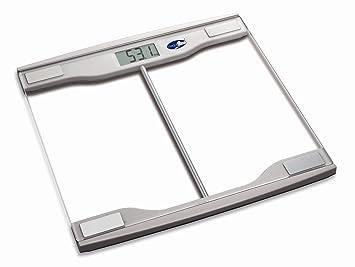 Exceptionnel Sleek And Modern Glass Digital Bathroom Scale