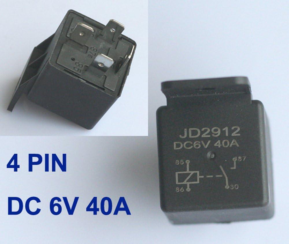 - 0,02-20 A PLITZ mit Haltewinkel entspricht 0,24-240 W 3-poliger Anschlu/ß 31, 49, 49a universell einsetzbar Elektronischer Blinkgeber 6V