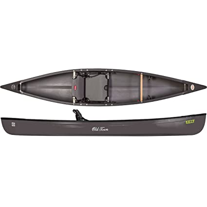 Amazon.com: Old Town Next Watercraft (Gray, 13 pies): Sports ...