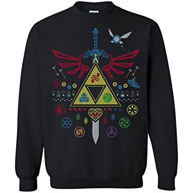 song of christmas time the legend of zelda ugly sweater perfect christas gifts