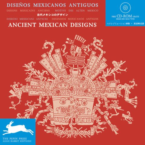 Download Ancient Mexican Designs/ Disenos Mexicanos Antiguos (English and Spanish Edition) pdf epub