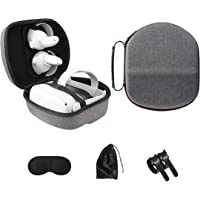 dethinton Oculus Quest 2 Case, Travel Case for Oculus Quest 2 All-in-one VR Gaming Headset and Controllers Includes…