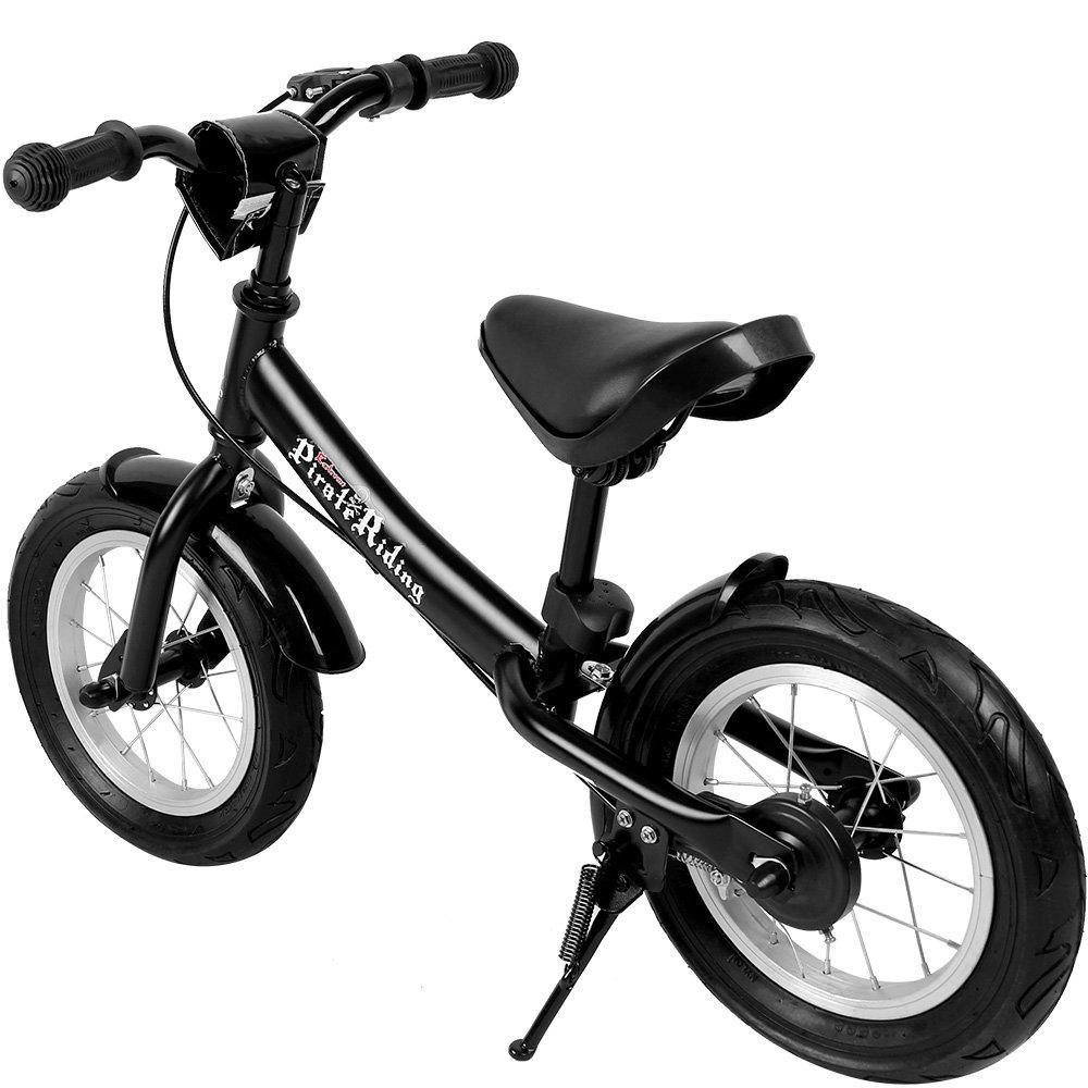 Selle Guidon r/églable Bicyclette Pirate Deuba V/élo Street Enfant Noir
