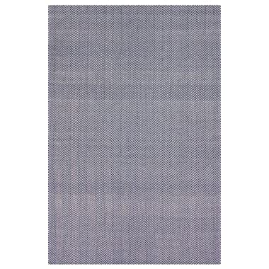 nuLOOM Cottage Collection Hand Made Area Rug, 8-Feet by 10-Feet, Navy