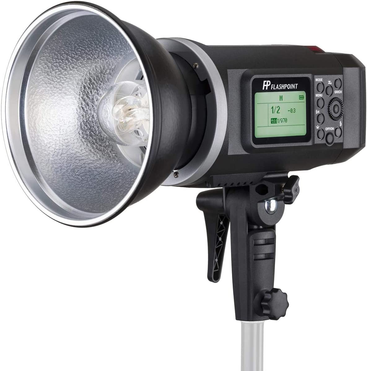 + Glow EZ Lock Octa Small Quick Softbox for Speedlite AD600 Flashpoint XPLOR 600 HSS Battery-Powered Monolight with Built-in R2 2.4GHz Radio Remote System Bowens Mount 36