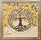 Tree of Life Wedding Guest Book