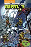 img - for Teenage Mutant Ninja Turtles: New Animated Adventures Volume 5 book / textbook / text book