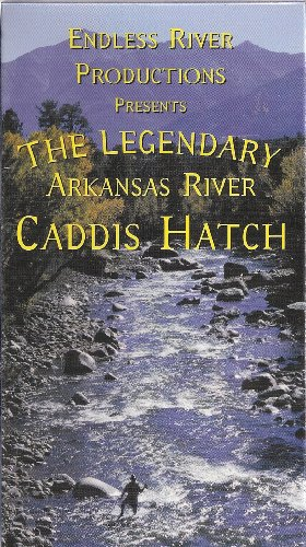 The Legendary Arkansas River Caddis Hatch (Fly Fishing)