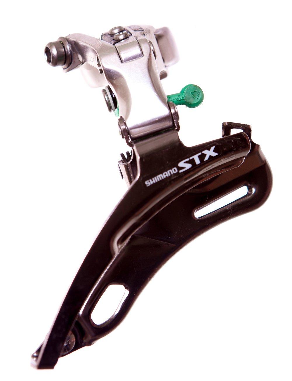 FD-MC31 Shimano STX Bottom Pull 31.8mm Bike FRONT GEAR MECH//DERAILLEUR