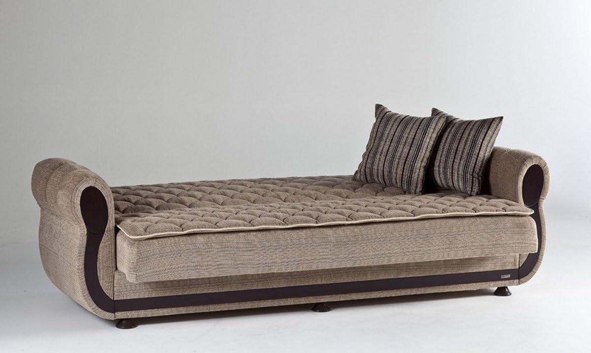 - Amazon.com: Istikbal Argos Sofa Bed Zilkade Light Brown: Home
