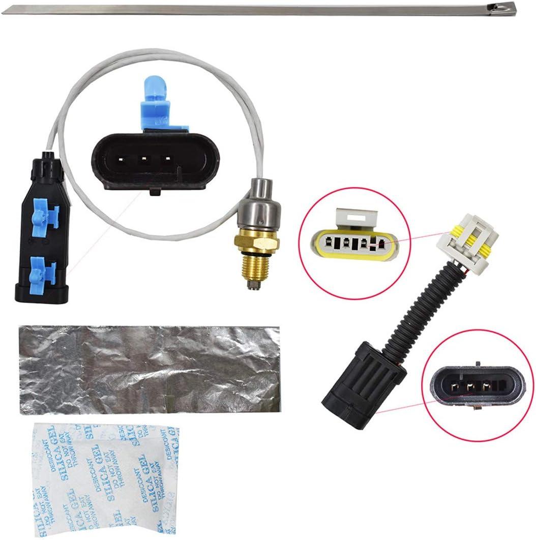 WFLNHB Diesel Turbo Vane Position Sensor LLY LBZ LMM LMLD Fit for 2004.5-2015 GM 6.6L Duramax 12643471