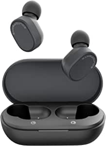 SoundPEATS Truedot Wireless Earbuds with Smart Touch Control 5.0 Bluetooth Headphones HD Stereo Sound, Sports Headset Built-in Mic Total 22 Hours Playtime