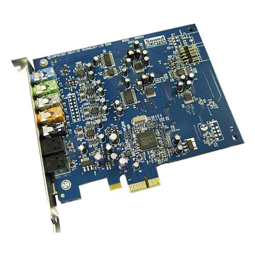 Creative SB1040 Sound Blaster X-Fi Xtreme Audio PCI-E Sound Card by Creative