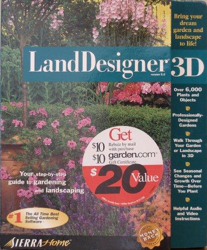 Land Designer 3D Version 6.0 -