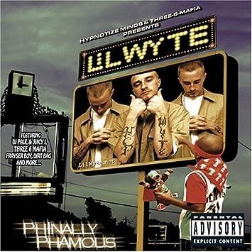 Lil Wyte - Phinally Phamous - Amazon com Music