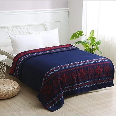 MINGQIU Woolmark Blanket