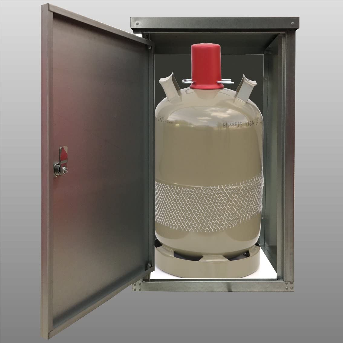 Srm-Design Armario para bombona de gas 11 kg botellas de gas ...