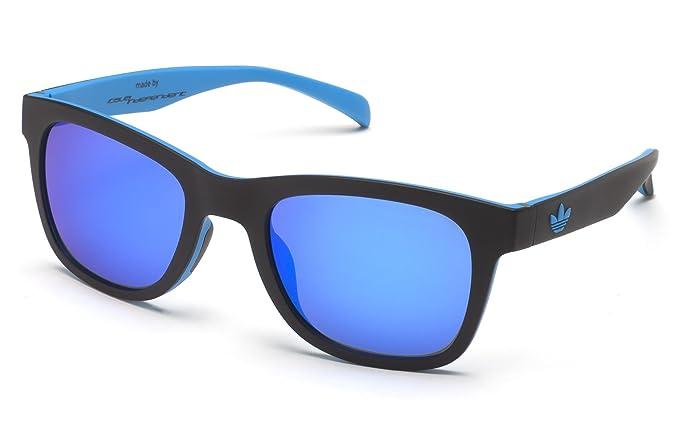 adidas - Gafas de sol - para hombre Blue Mirror 52: Amazon ...
