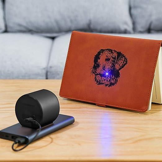 Grabador Láser Compacto, Mini Desktop Grabado Láser ...