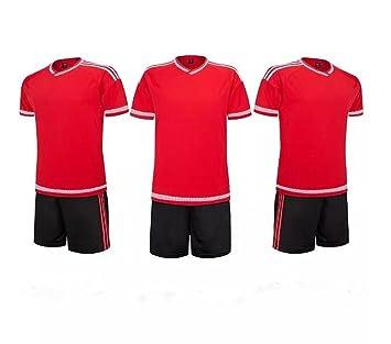 Allgemeine Kinder Kids Soccer Jersey Fußball Kleidung Training passt ...