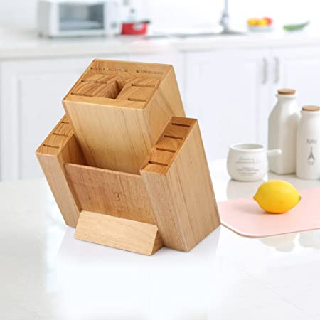 Knife Holder Without Knives Knives Rubber Knife Block Of