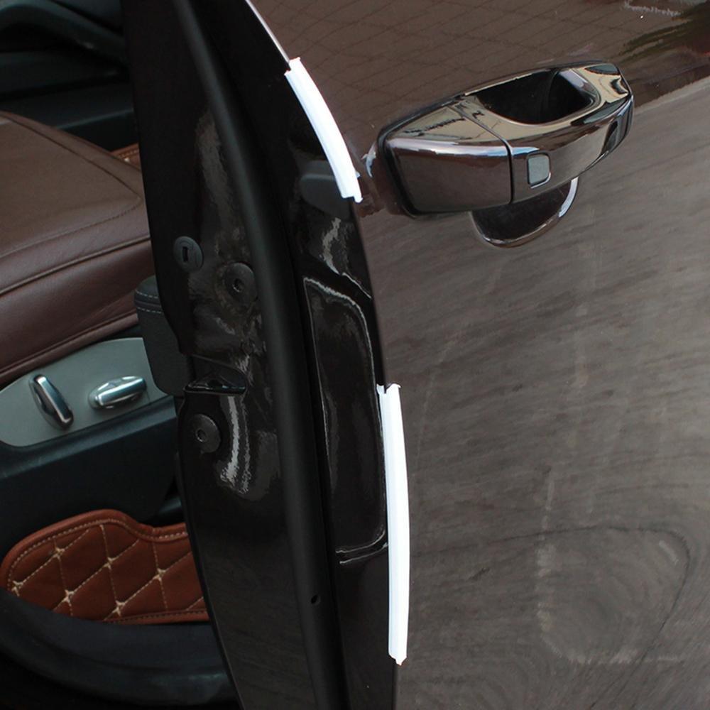 Universal Autot/ür Kantenschutz Leiste Anti-Rubbel Kratzschutz mit 3M Tape Fit f/ür die meisten Autos 8 St/ück KOBWA Autot/ür Kantenschutz