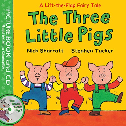 (The Three Little Pigs (Lift-the-Flap Fairy Tales))