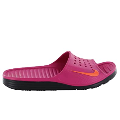 5b881be67cdf9 Nike Solarsoft Slide Raspberry Womens Sandals 5.5 UK  Amazon.co.uk  Shoes    Bags